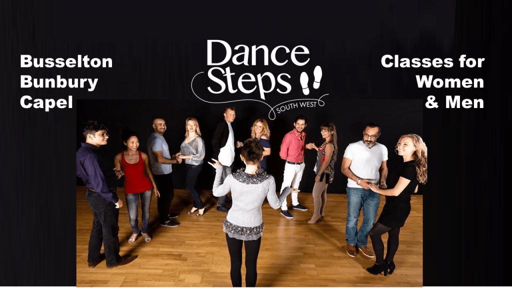 Dance Steps South West - dance lessons Busselton, Capel & Bunbury