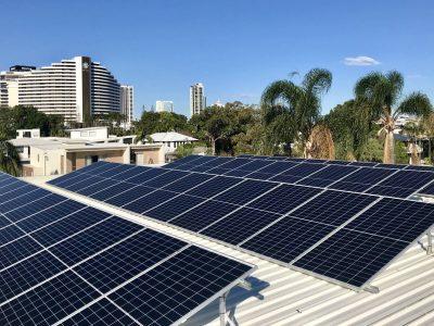 AMP'D Electrical & Solar 4